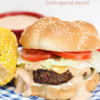 Ranch Burgers with secret sauce
