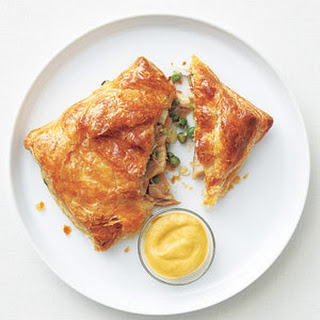 Chicken and Gruyère Turnovers
