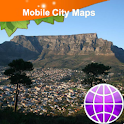 Cape Town Street Map icon