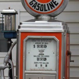 Need some GOOD Gas by RichandCheryl Shaffer - Transportation Other