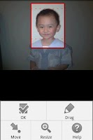 Screenshot of ID Photo Maker