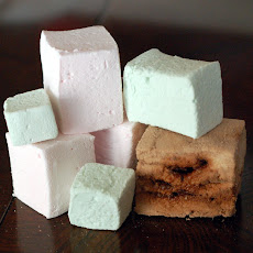 Marshmallow Trio (Peppermint, Vanilla Rose, and Chocolate Fudge)