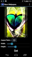 Screenshot of Neon HD Wallpapers