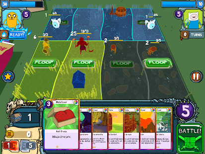 Guerra de Cartas Screenshot