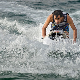 Speed... by Antony Satheesh - Sports & Fitness Watersports