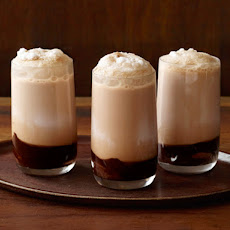 Chocolate Egg Cream Shooter