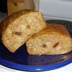 Mom's Pineapple-Zucchini Bread