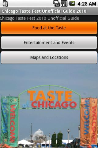 Chicago Taste Unofficial Guide