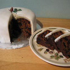 Marjorie's Rich Fruit Cake
