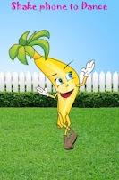 Screenshot of Dancing Banana