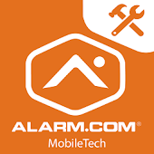 App Alarm.com MobileTech Tool APK for Kindle
