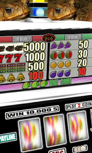 3D Toad Slots - Free - screenshot