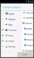 Screenshot of My Bookmarks (Free)
