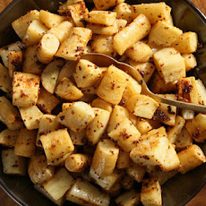 Honey-Mustard Parsnips Recipe