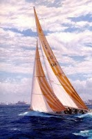 Screenshot of Painting Sailboat Puzzle