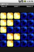 Screenshot of Lights Out