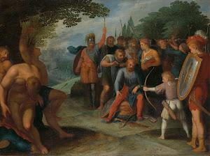RIJKS: Otto van Veen: painting 1613