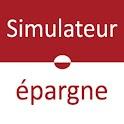 Livret Epargne / Simulateur icon