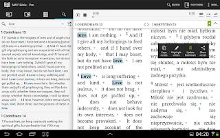 Screenshot of NWT Bible - Pro