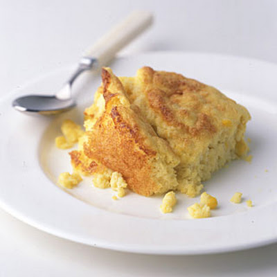 Fresh Corn Spoon Bread