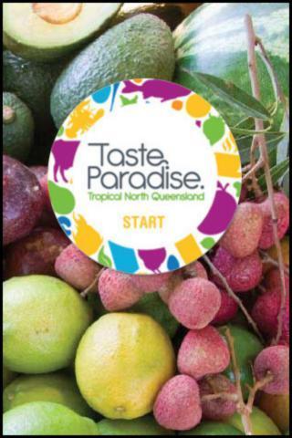 Taste Paradise Android App