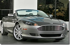 Aston Martin DB9 Convertible