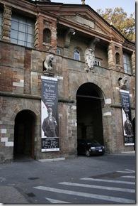 Porten till Citta Storica