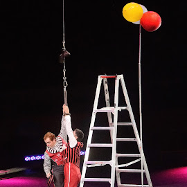 Clown Routine Conclusion by Stephen Beatty - News & Events Entertainment
