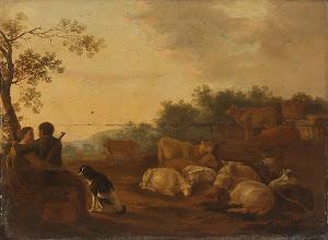 RIJKS: Willem Ossenbeeck: painting 1632