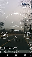 Screenshot of Dashboard Air - Speedometer