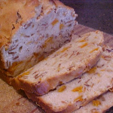 The Trellis' Apricot-Almond Bread