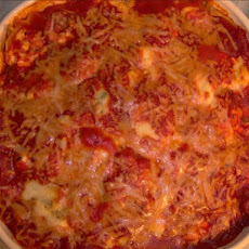 Goat Cheese Lasagna