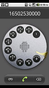 Rotary Dialer - screenshot