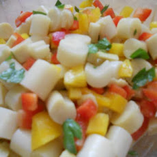 Costa-Rican Hearts of Palm Salad
