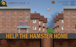 Screenshot of Pickles the Hamster Free