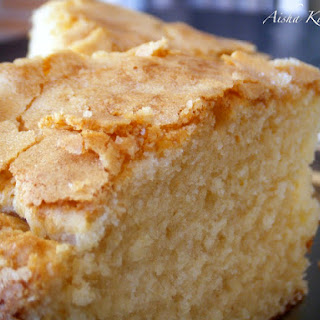Evaporated Milk Pound Cake