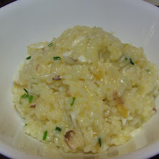 Crab & Preserved Lemon Risotto