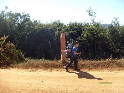 Caminha para Serro