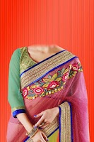 Screenshot of Woman Saree Photo Maker Camera