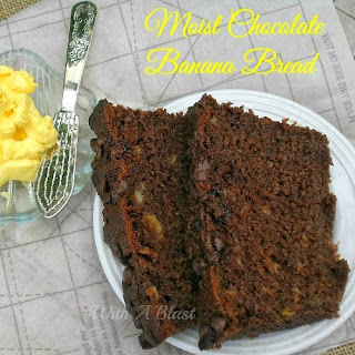 Chocolate Banana Bread Oil Recipes