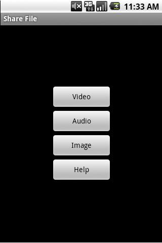 Peer2Peer Share file for Droid