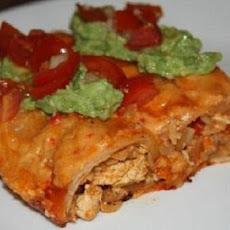 Linda McCartney's Oh-bla-di Enchiladas