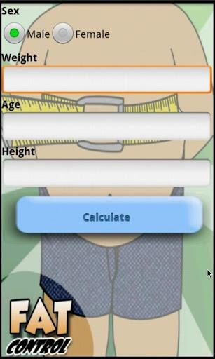 【免費健康App】FatControl - IMC-APP點子