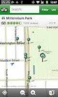 Screenshot of Chicago City Guide