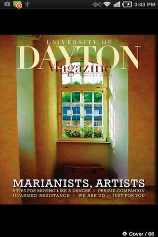 University of Dayton Magazine