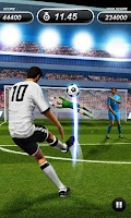 Screenshot of World Cup Penalty Shootout