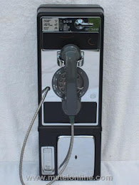 Single Slot Payphones - NOS 1976 loc B-4 1