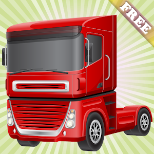 Truck Racing Game for Kids Kid