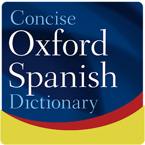 Concise Oxford Spanish Dict