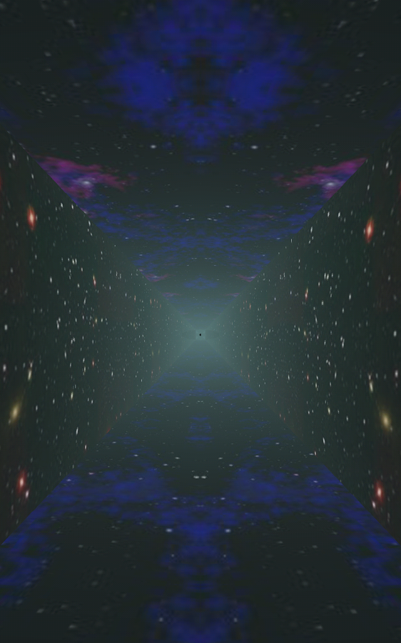 Runner in the UFO - Visualizer Screenshot 19